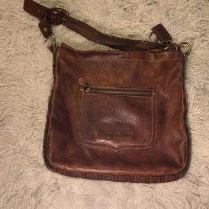 COACH Brown Leather Tote-bag
